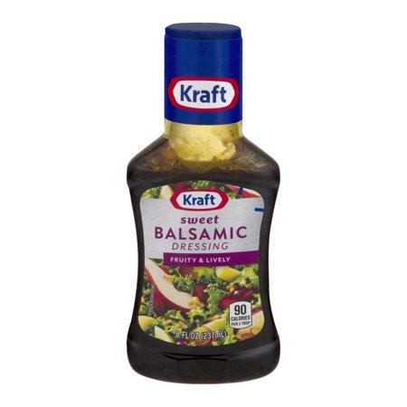 Kraft Sweet Balsamic Dressing Fruity