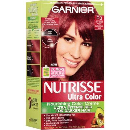 Garnier Nutrisse Ultra Color Intense Hair Color For Dark Hair