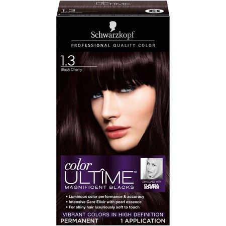 Schwarzkopf Color Ultime Hair Color Cream 13 Black Cherry